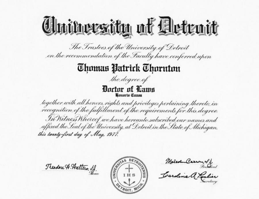Translating Diplomas